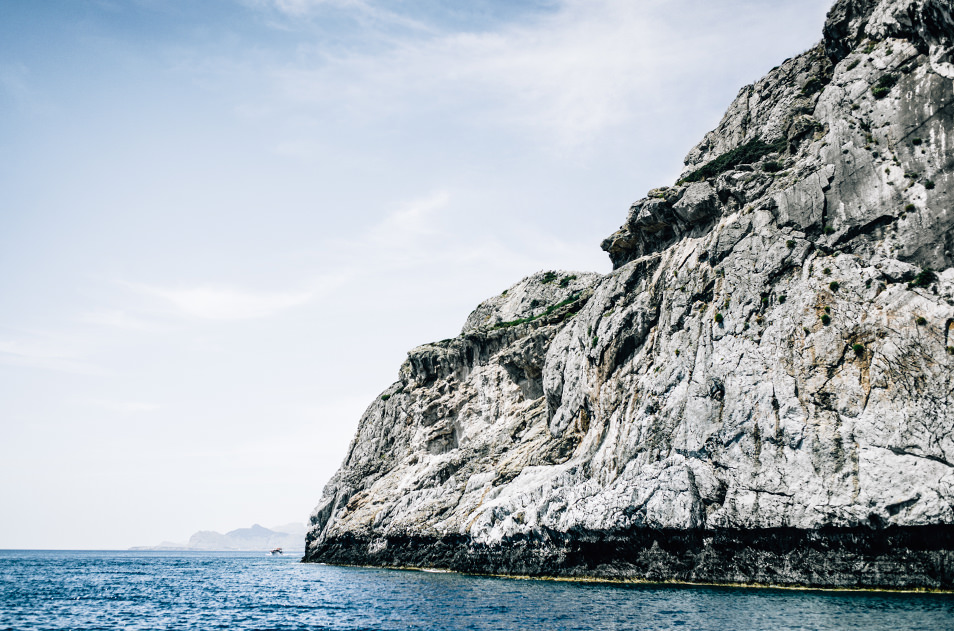 Anthony Quinn Bay, Rhodes en voilier, Grèce