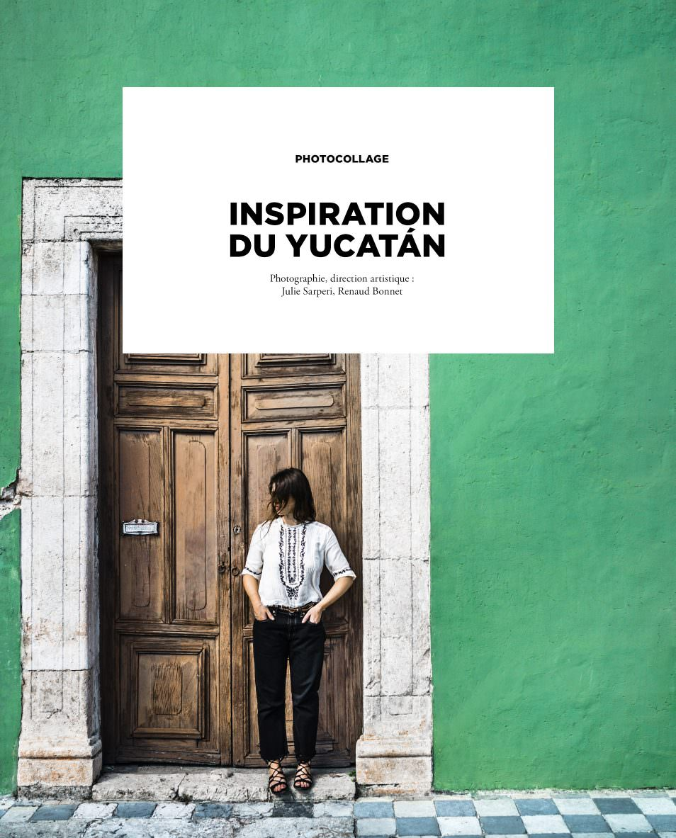 Mexique, inspiration colorée et haciendas du Yucatan