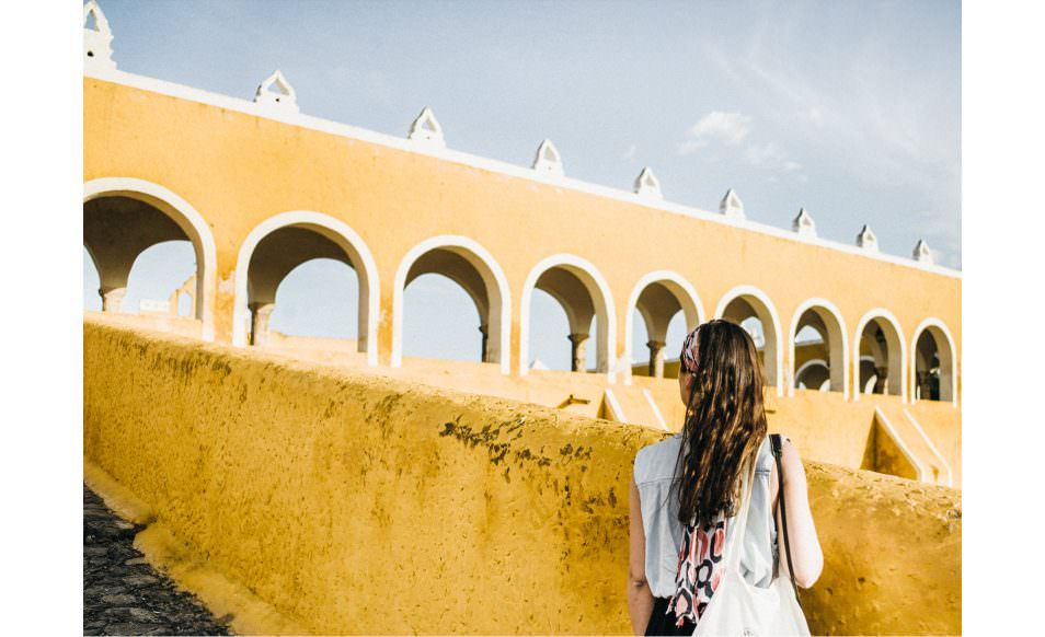 A faire au Yucatan, Mexique - Izamal