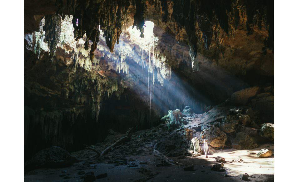 A faire au Yucatan, Mexique - Grotte Loltun