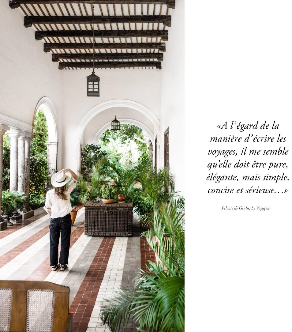 Hacienda Temozon - Yucatan, Mexique