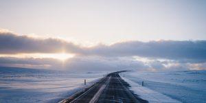 Road trip en Islande - Routes en hiver