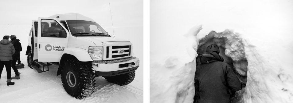 Road trip en Islande en hiver - Ice Cave Vatnajokull