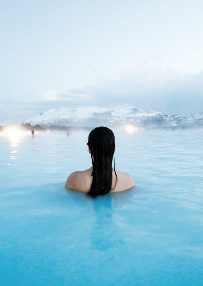 Road trip en Islande en hiver - Blue Lagoon
