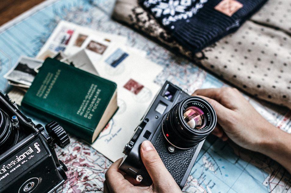 Road trip en Islande en hiver - Matériel photo, Leica-M9