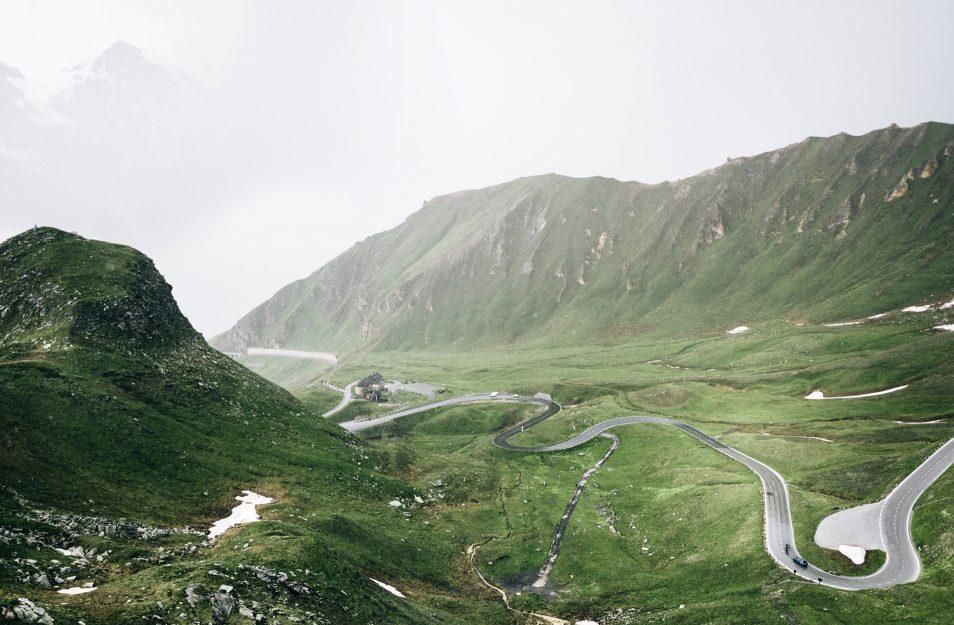 Road trip en Autriche - La Grossglockner