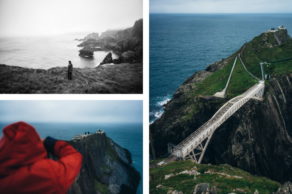 Road trip sur la Wild Atlantic Way, Irlande - Mizen head