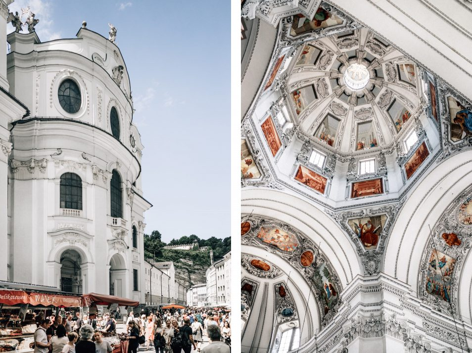 Visiter l'Autriche - Salzbourg