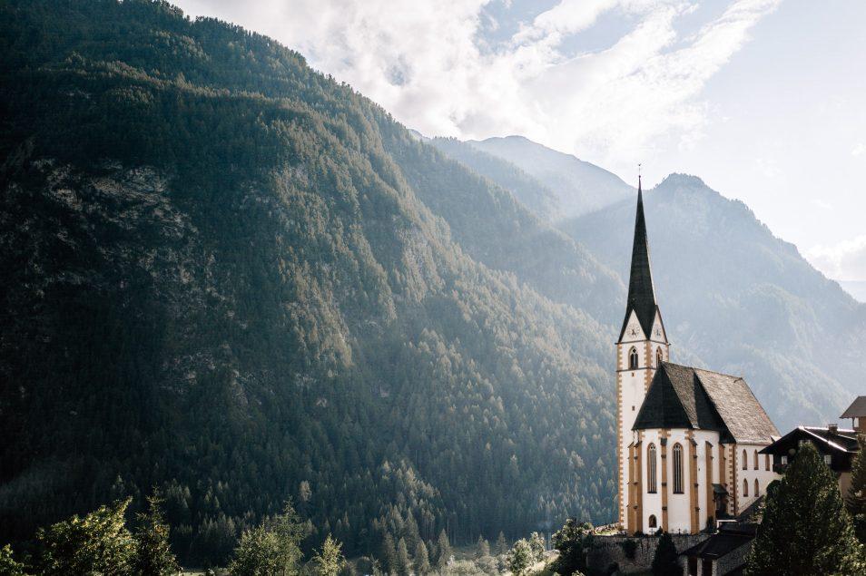 Visiter l'Autriche - Eglise d'Heiligenblut