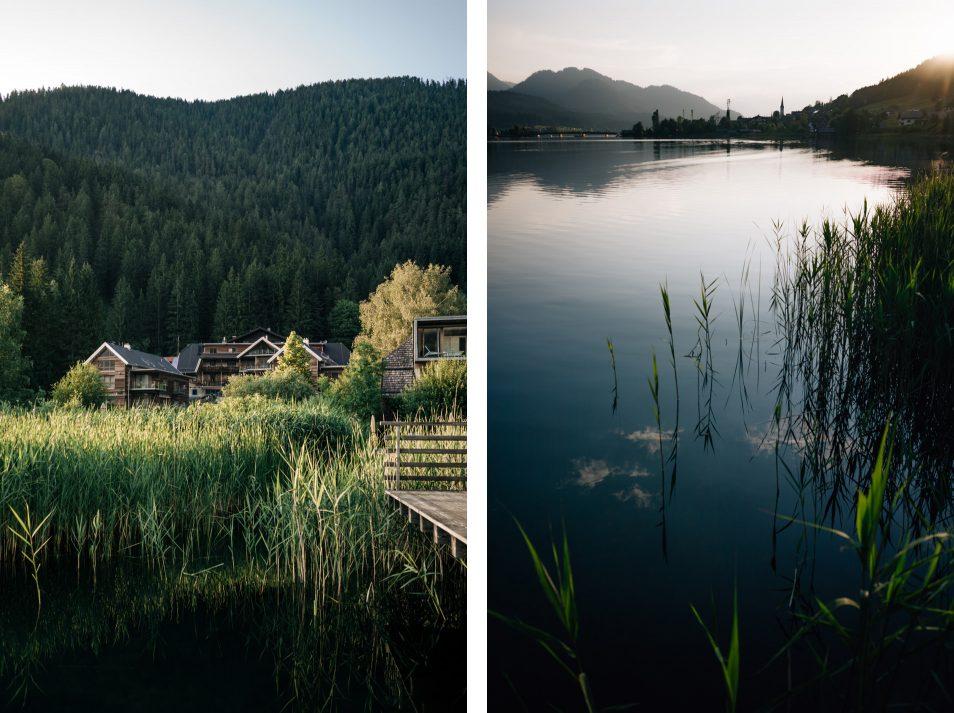 Visiter l'Autriche - Road trip au lac Weissensee