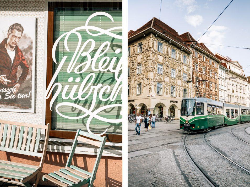 Visiter l'Autriche - Graz