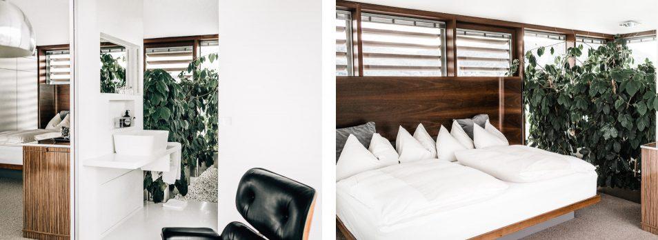 Visiter l'Autriche - Graz, hôtel Daniel Loft Cube