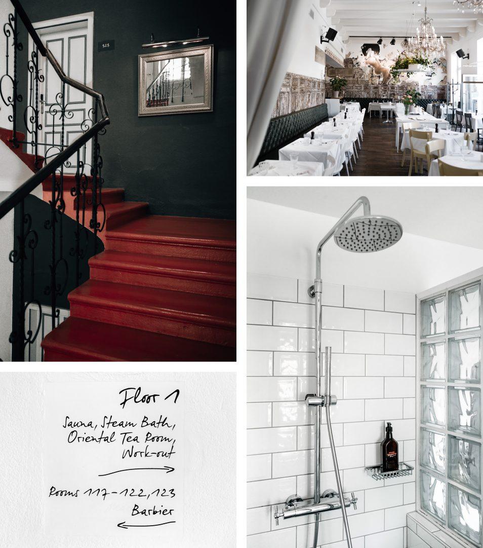 Visiter l'Autriche - Graz, Hotel Wiesler