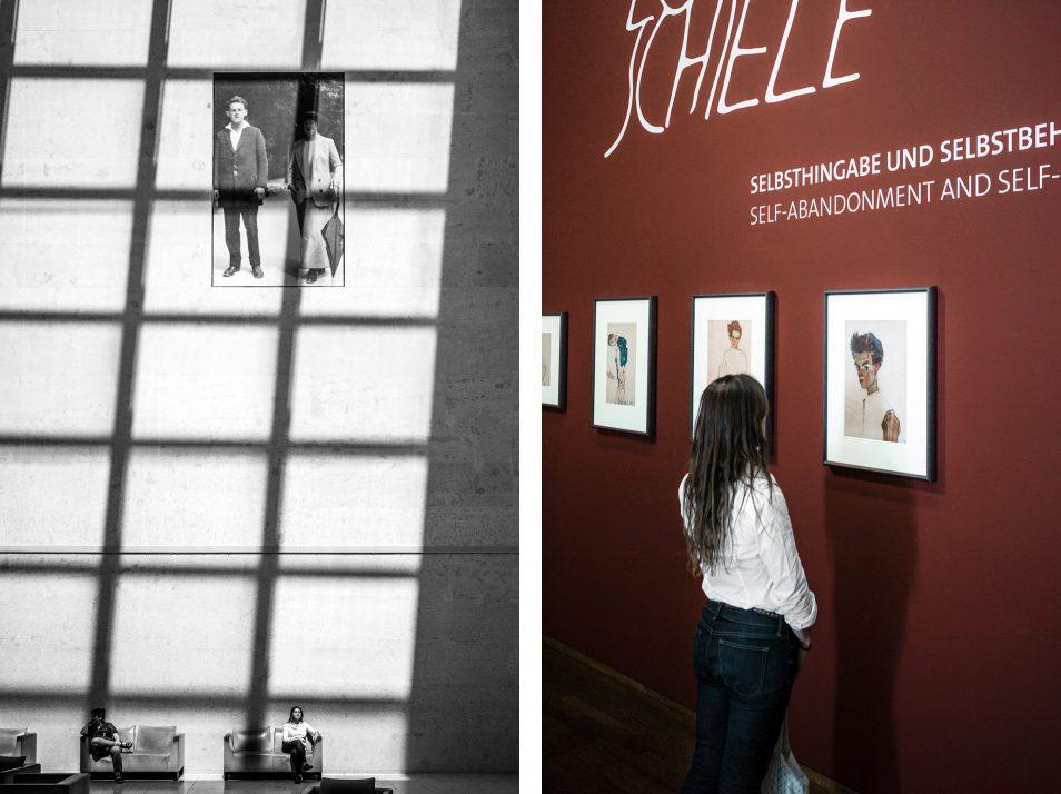 Visiter Vienne : Musee Leopold