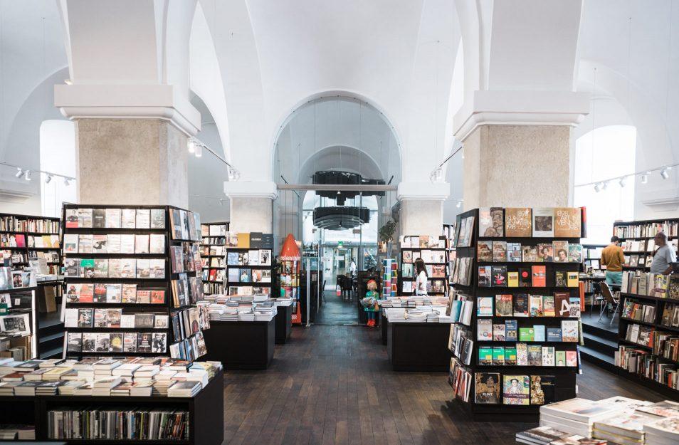 Visiter Vienne : Museum Quarter, librairies