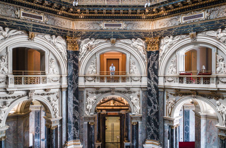 Vsiter Vienne : Musee d'histoire de l'Art