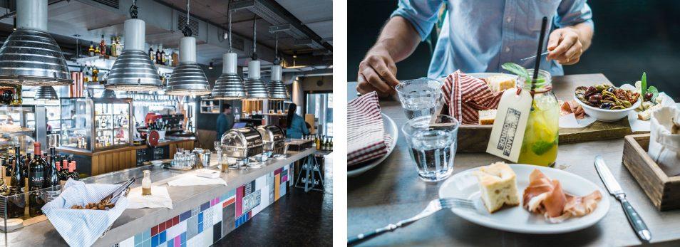 Visiter Vienne : restaurant 25hours, 1500 Foodmakers