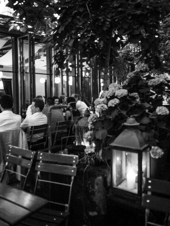 Visiter Vienne : restaurant dans le Museum Quarter, le Glacis Beisl