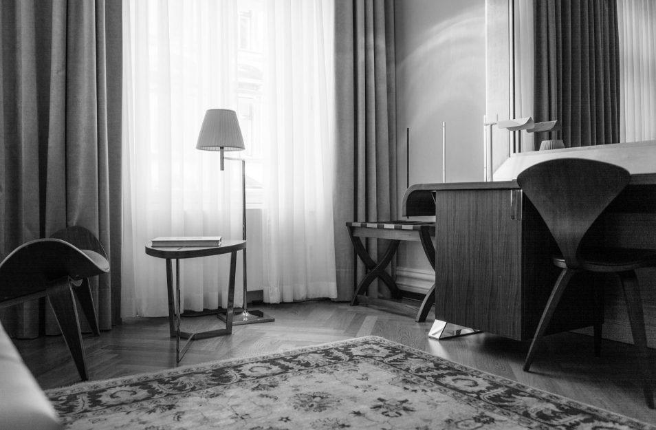 Visiter Vienne : Hotel Sans Souci