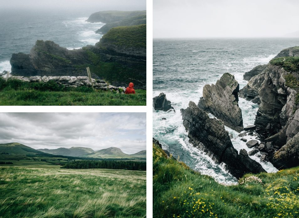 Road trip sur la Wild Atlantic Way, Irlande - Ring of Kerry