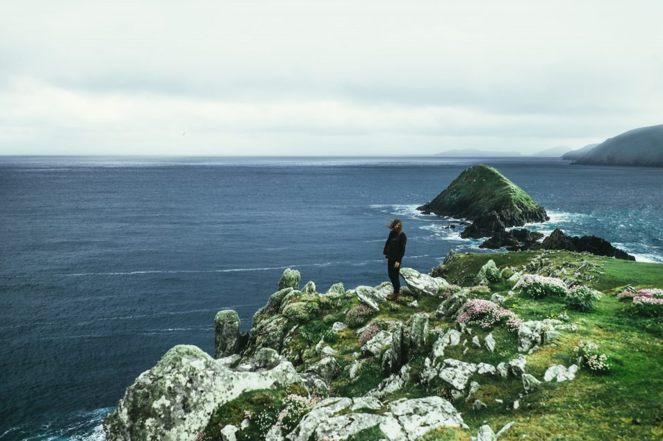 Road trip sur la Wild Atlantic Way, Irlande - Dunmore Head