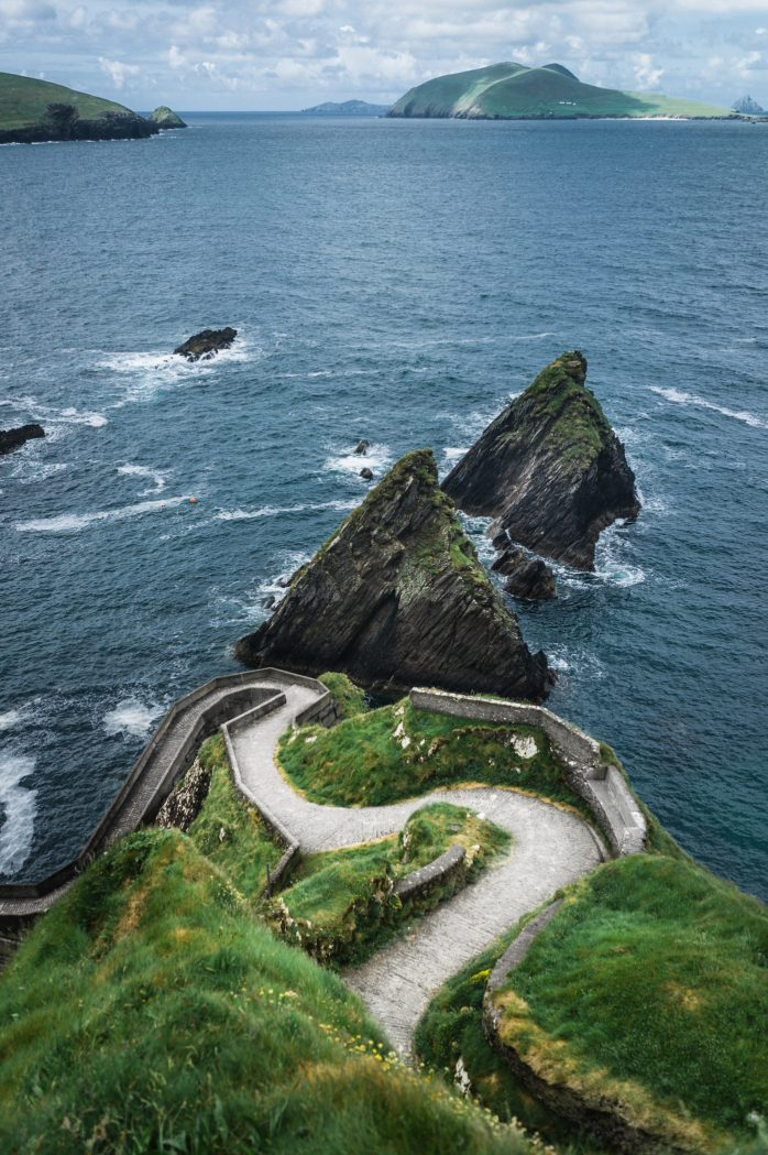 Road trip sur la Wild Atlantic Way, Irlande - Dingle