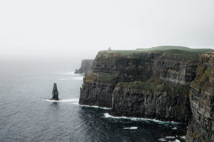 Road trip sur la Wild Atlantic Way, Irlande - Cliffs of Moher