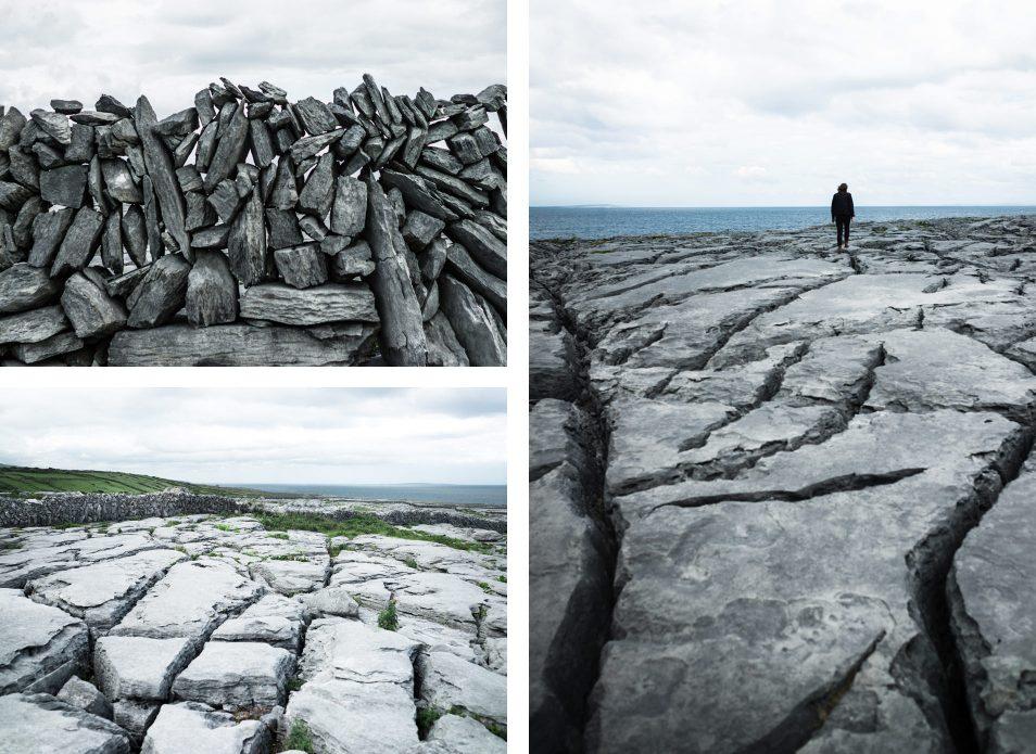 Road trip sur la Wild Atlantic Way, Irlande - Désert de Burren