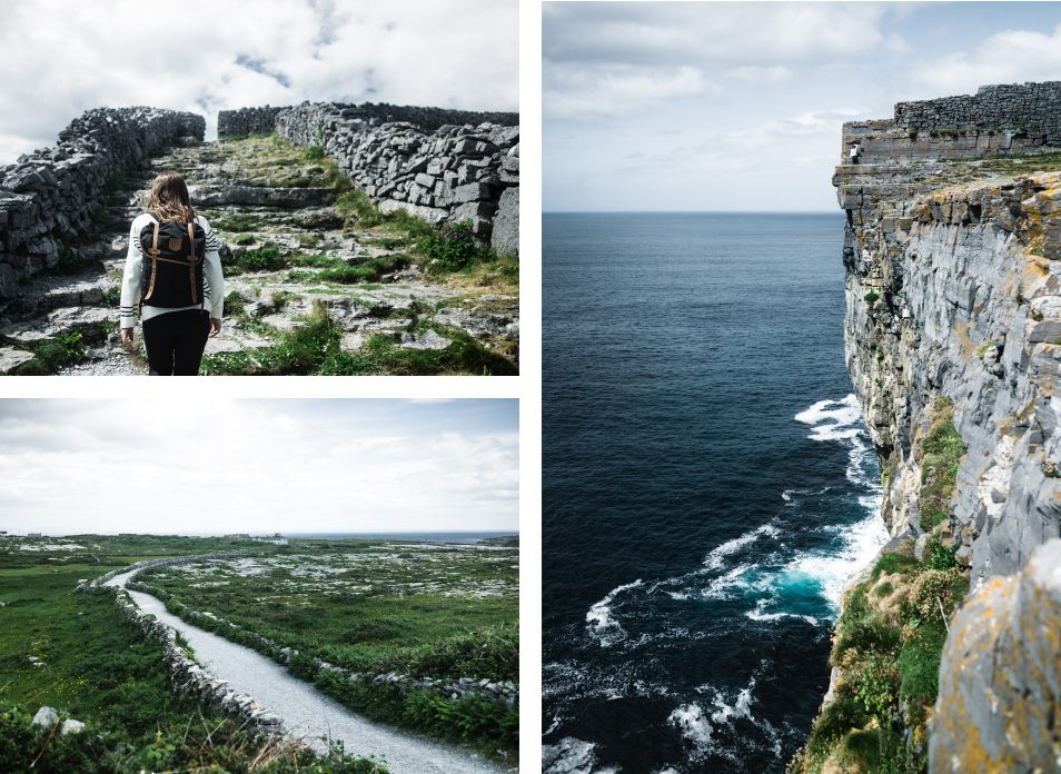 Road trip sur la Wild Atlantic Way, Irlande - Iles d'Aran
