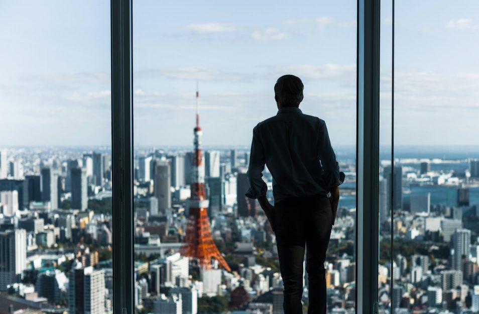 Visiter Tokyo - Vue de la Mori Tower