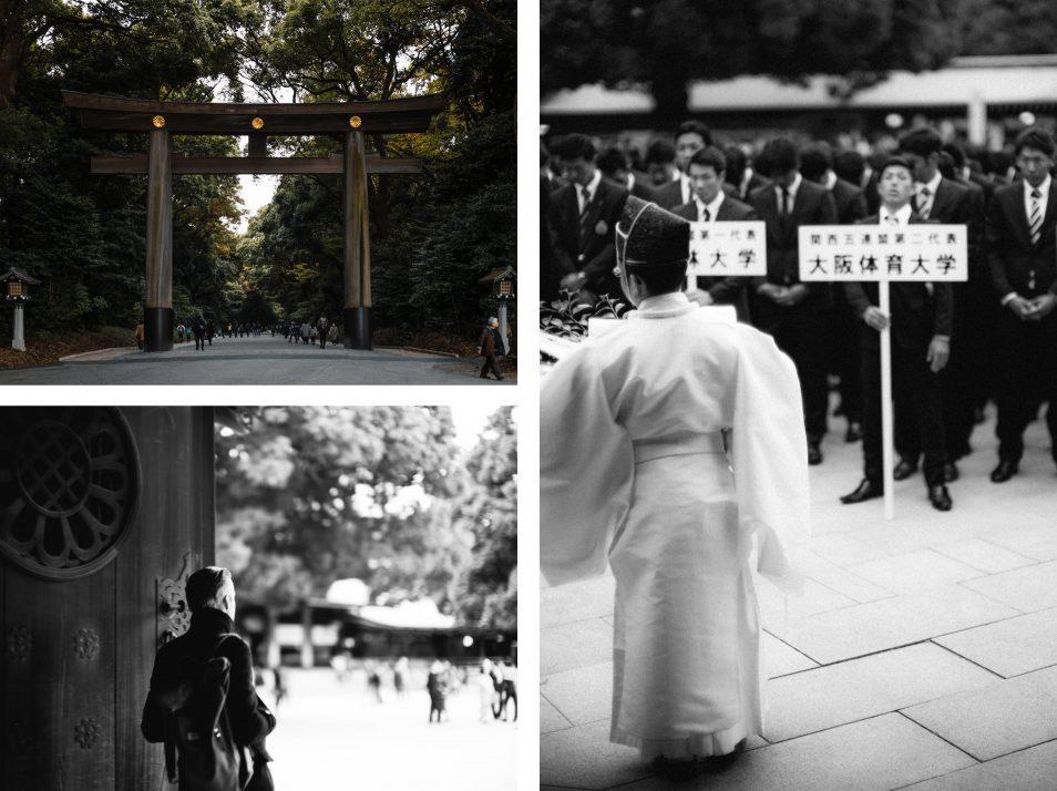 Visiter Tokyo - Yoyogi Meiji-jingu
