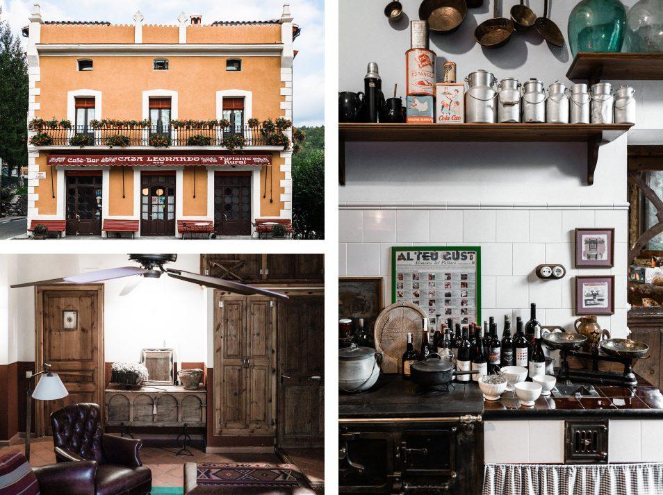 Hotel Pyrenees catalanes, Espagne - Casa Leonardo Senterada