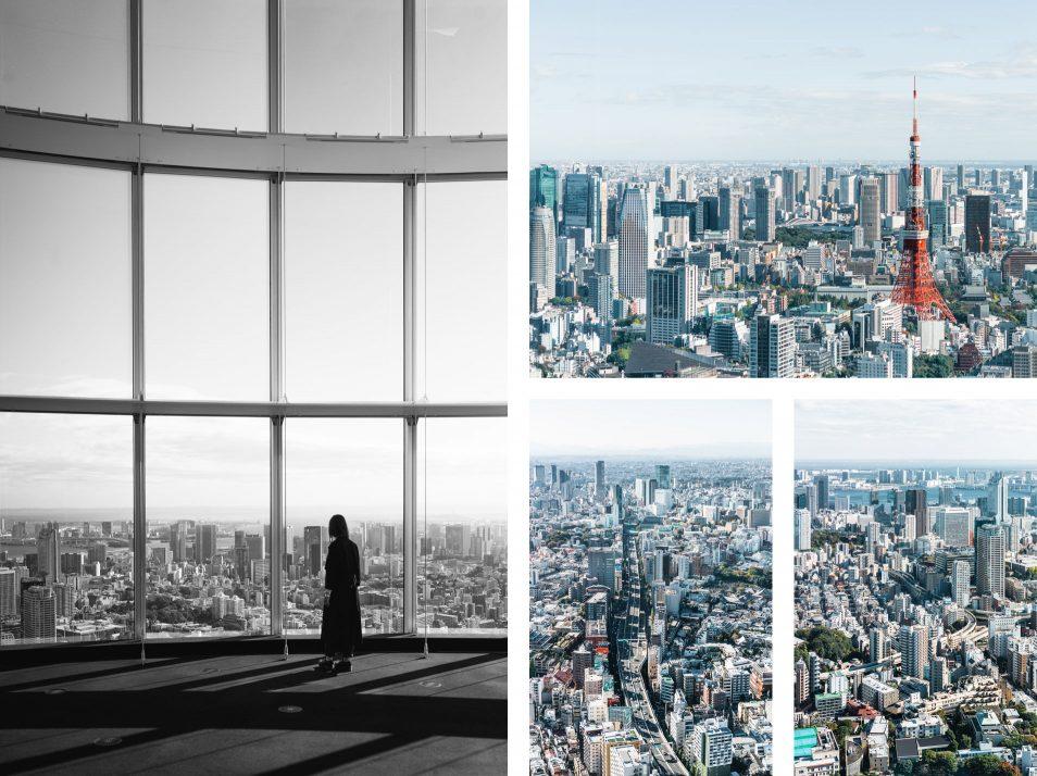 Visiter Tokyo - Quartier Roppongi Hills
