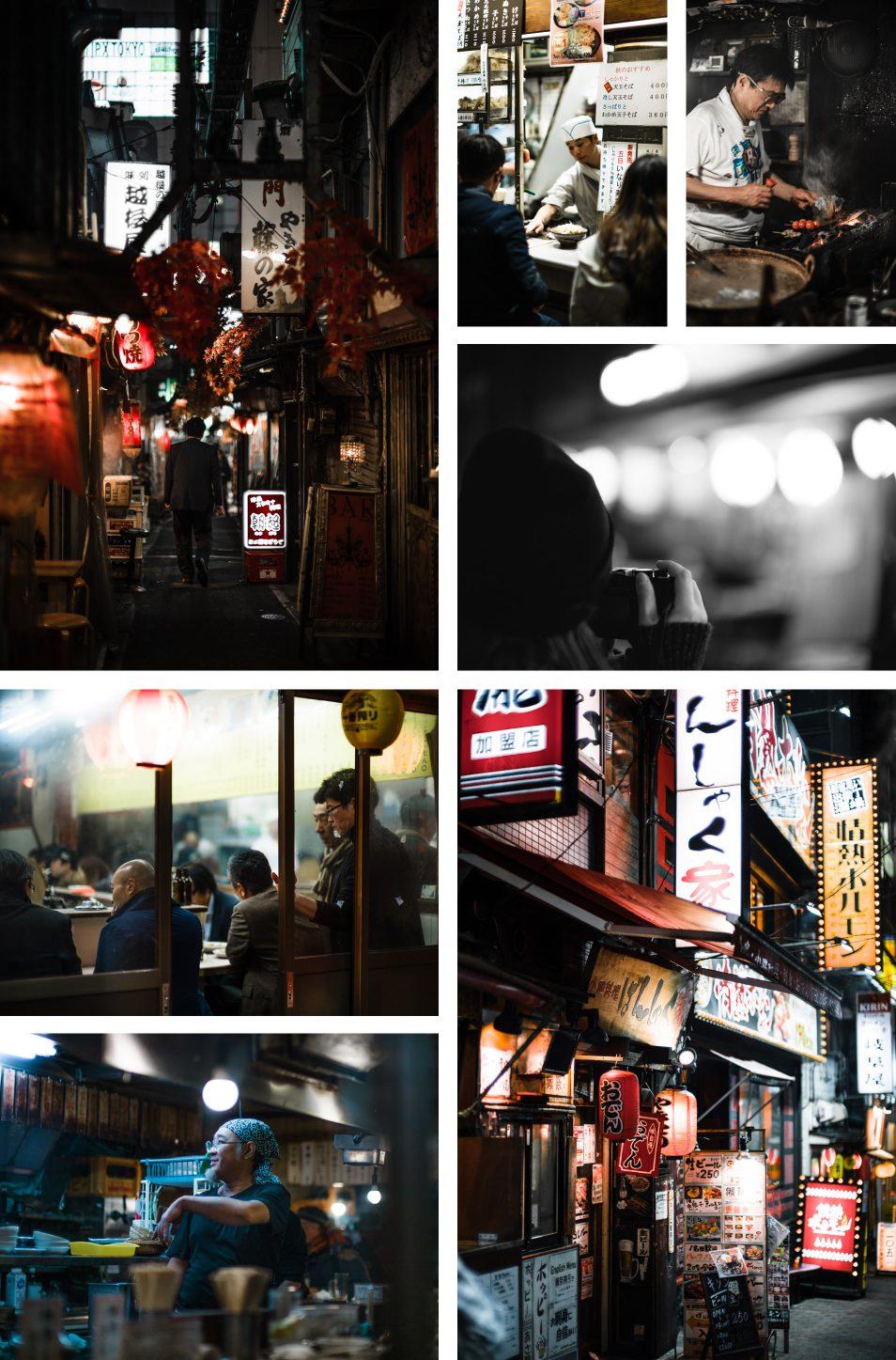 Visiter Tokyo - Quartier Shinkuju