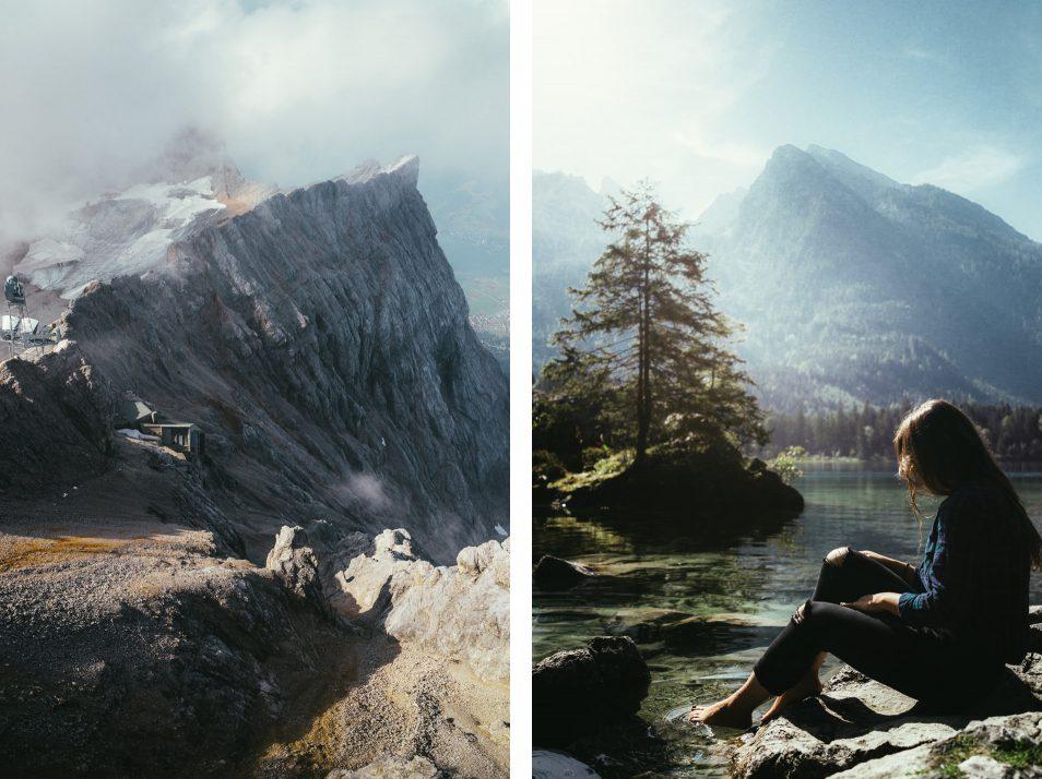 Road trip Allemagne, Baviere - Berchtesgaden et Garmisch