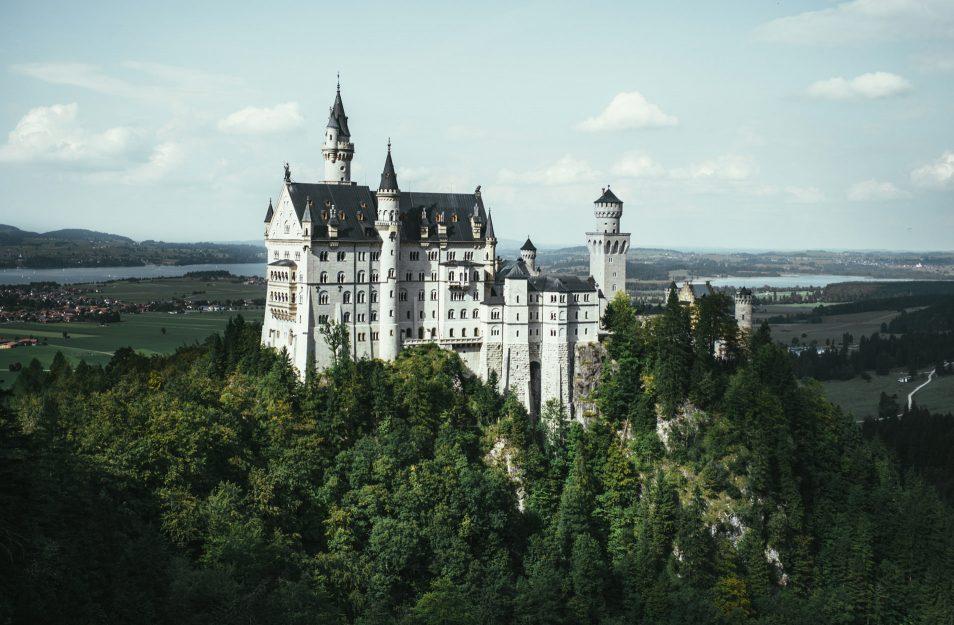 Chateau de Neuschwanstein - Road trip en Baviere