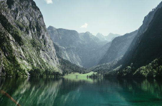Obersee, Konigsee, Berchtesgaden - Road trip en Baviere, Allemagne