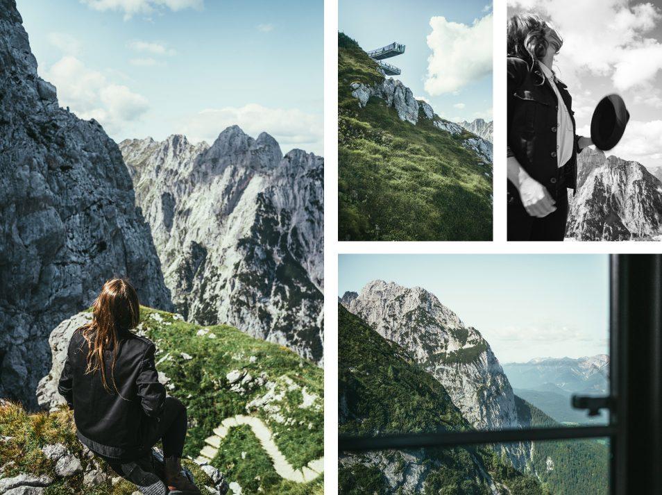 Alpspitze, Garmisch-Partenkirchen - Road trip dans les Alpes Bavaroises