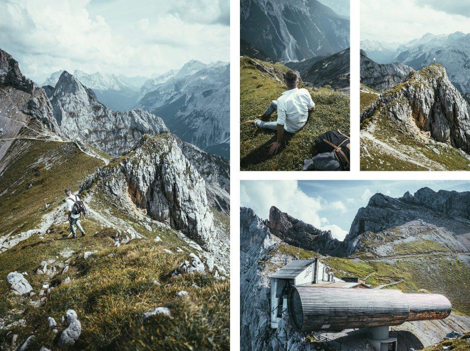 Karwendelbahn, Garmisch-Partenkirchen- Alpes Bavaroises