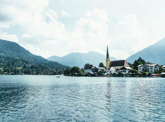 Lac Tegernsee - Road trip en Allemagne, Baviere