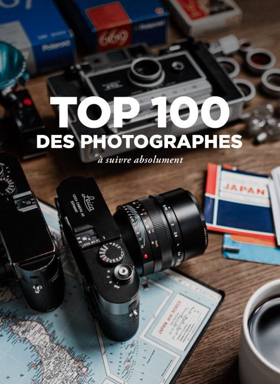Top 100 des Photographes à suivre