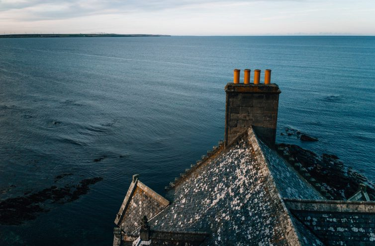 North coast 500 - Dormir dans un chateau - Road trip Ecosse
