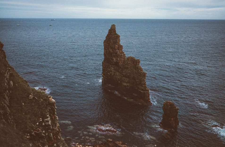 North coast 500 - Duncansby stacks - Road trip Ecosse