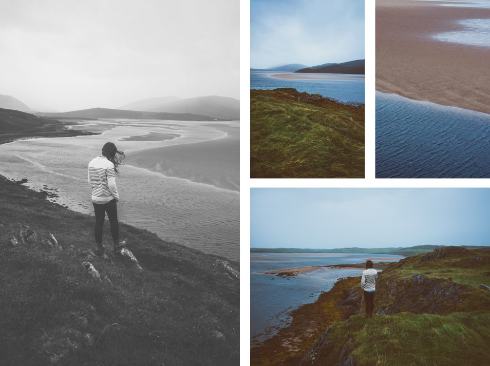 North coast 500 - Kyle of Durness - Road trip Ecosse