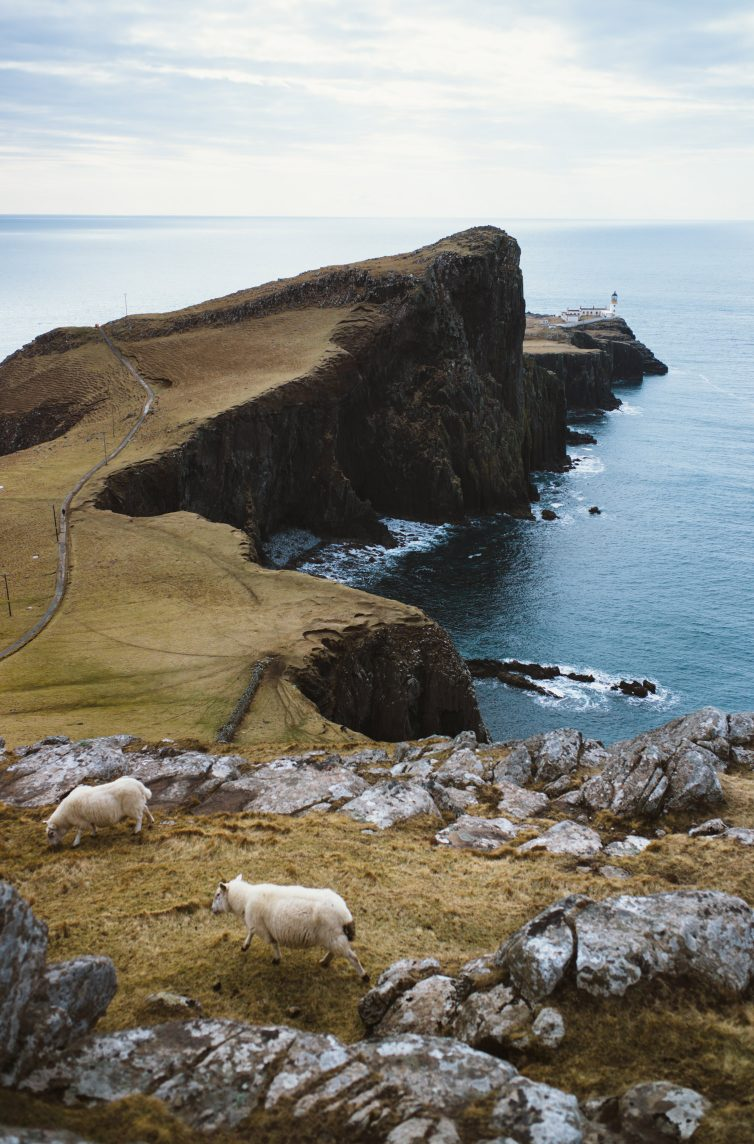North coast 500 - Ile de Skye - Road trip Ecosse