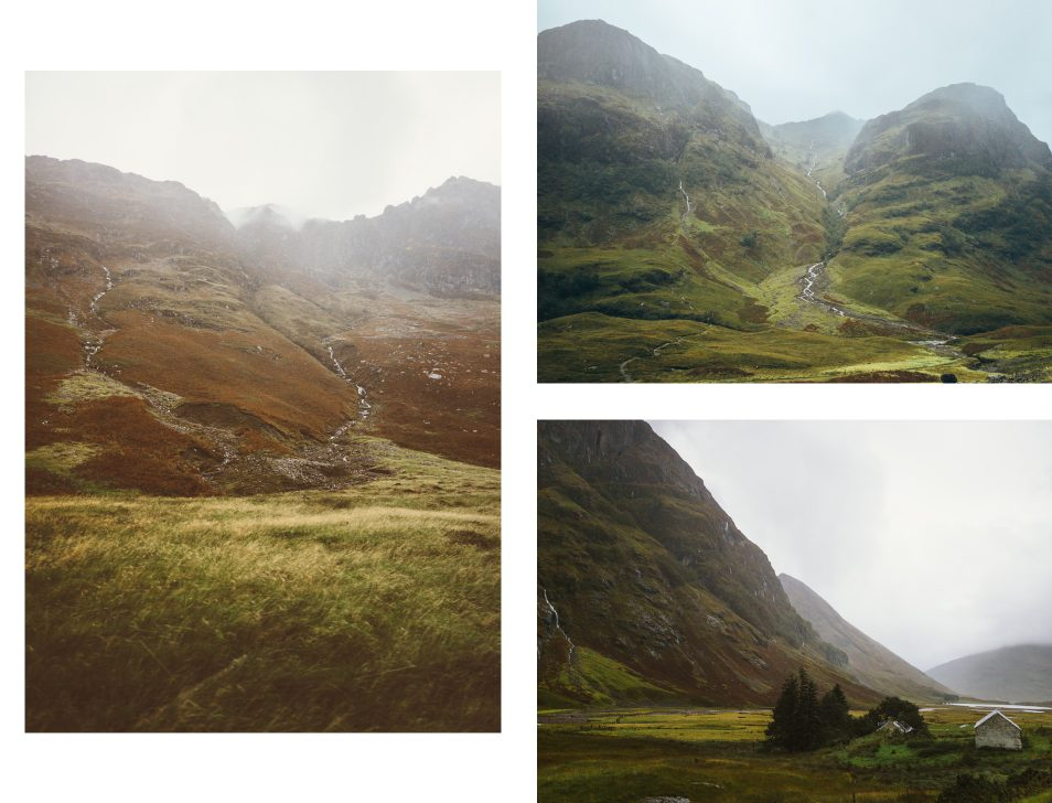 North coast 500 - Glen Coe - Road trip Ecosse