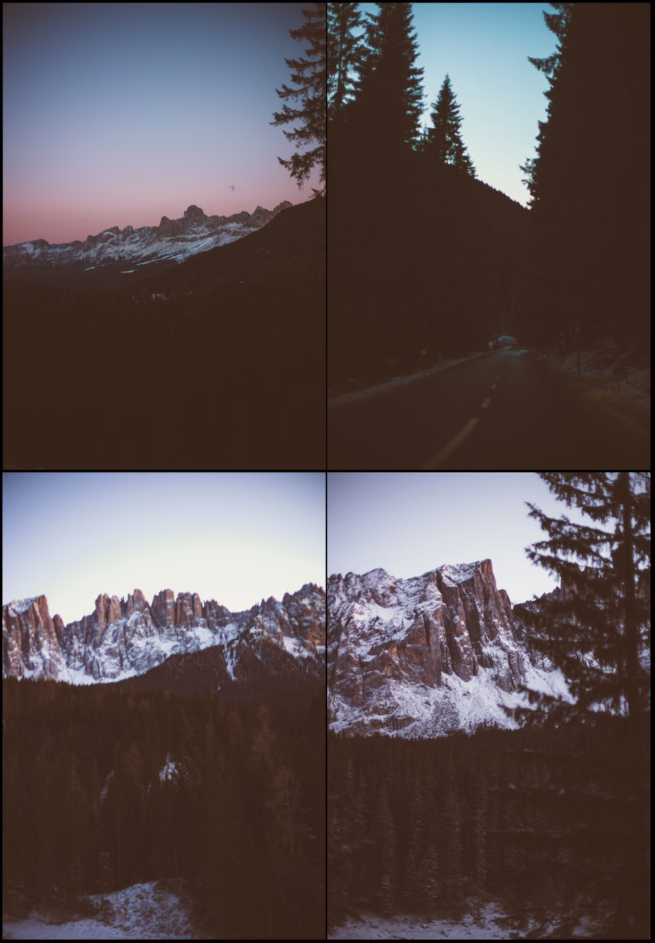 Dolomites - Road Trip Italie
