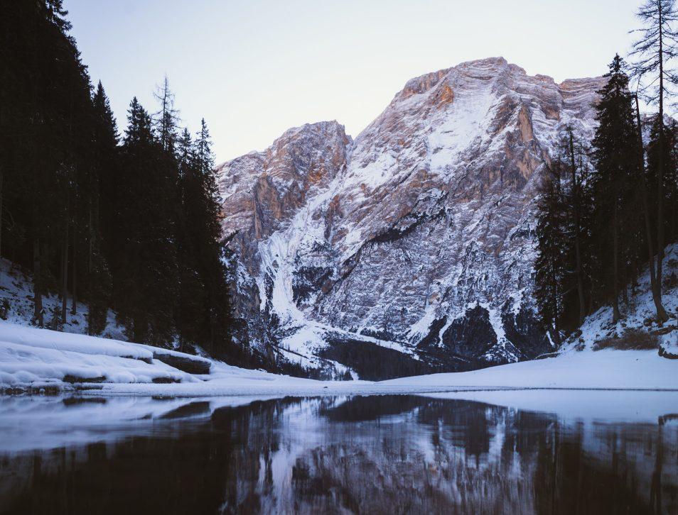 Dolomites Road Trip Italie Lago Di Braies