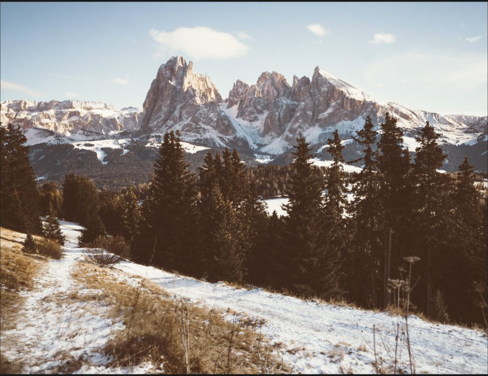 Dolomites Road Trip Italie Alpe Di Siusi