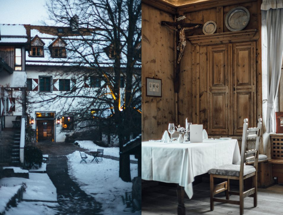 Dolomites Road Trip Italie Couvent Sonnenburg